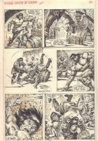 Savage Sword of Conan #164 p.26 - Conan Kills - 1989  Comic Art