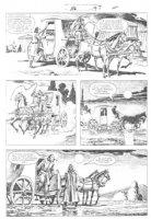 Savage Sword of Conan #116 p.47 In Disguise Comic Art