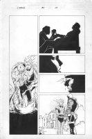 Cable #86 p.17 Comic Art