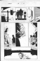 Cable #86 p.8 Comic Art