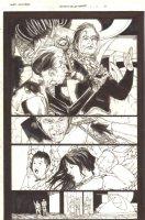 Fathom: Blue Desceant - Issue 1 Pg 1 - Gun to the Head Comic Art
