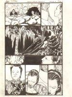 Fathom: Blue Descent - Issue 3 Pg 9 - Caves Comic Art