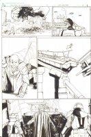Star Wars : The Old Republic - Issue 3 Pg 2 - Jedi Battle Comic Art