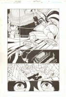 JSA: Classified #23 p.15 - High Flying Dr. Mid-Nite III - 2007 Comic Art