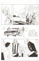 God the Dyslexic Dog p.15 Cops Comic Art