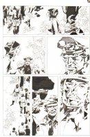 God the Dyslexic Dog p.60 War Pilot  Comic Art
