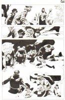 God the Dyslexic Dog p.66 Bear Turtle & Cobra Snake Comic Art