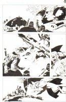 God the Dyslexic Dog p.81 Samurai  Comic Art