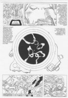 1984 #9 p.11 Sci-Fi Story Comic Art