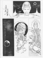 1984 #9 p.17 Sci-Fi Story Comic Art