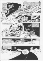 1994 #12 p.09 Chicks & Aliens Comic Art
