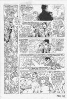 Fantasy Love Story p.28 Nudity Sex Comic Art