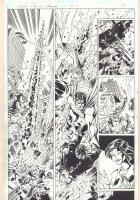 Legends of the DCU (Superman) Pt.1 p.2 - Superman Action - 1998 Signed Comic Art