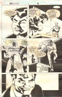 Darkhold: Pages from the Book of Sins #6 p.9 - 1993 Comic Art