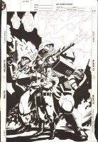 Hellhounds: Panzer Corps #5 Cover - Dark Horse - 1994 Comic Art