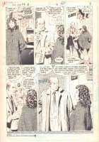 Lois Lane #2 p.1 - Janice - 1986 Comic Art
