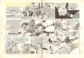 Buck Rogers - 11/2 - Gray Morrow Comic Art