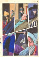 Marvel Graphic Novel: Dreamwalker p.36 - LA - All Color Art -1989 Comic Art