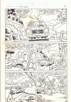 Archie's Pals 'n' Gals #218 p.3 - Camping - 1990 Comic Art