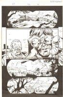 Fantastic Four #506 (77) p.4 - Soldiers - 2004 Comic Art