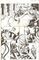 Fantastic Four #506 (77) p.6 - Reed in Lab - 2004 Comic Art