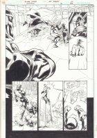 Countdown #20 p.12 - Alternate Earth Batmans - 2008 Comic Art
