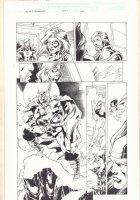 Avengers #52 p.10 - Awesome Thor - Signed  Comic Art