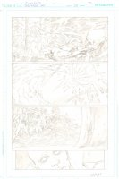 Brightest Day - Issue 23 Pg 20 - Signed Comic Art