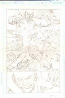 Brightest Day - Issue 2 Pg 07 - Deadman - Hawk - Dove Comic Art