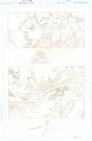 Brightest Day - Issue 24 Pg 09 - Deadman and Dove Comic Art