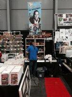 NYCC Mega Set-Up 2015 (G) Comic Art