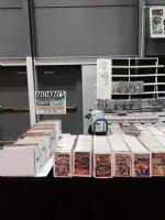 NYCC Mega Set-Up 2015 (J) Comic Art