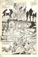 Detective Comics #532 p.5 - Green Arrow Backup Story - 1983 Comic Art