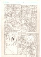 Rokkin #1 p.7 - Romance - 2006 Signed Comic Art