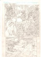 Rokkin #1 p.14 - Marriage Ceremony and Wedding Night - 2006 Signed Comic Art