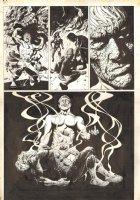 T.H.U.N.D.E.R. Agents p.4 - Cool 1/2 Splash - LA Comic Art