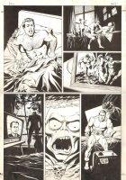 T.H.U.N.D.E.R. Agents p.5 - Nightmare - LA Comic Art