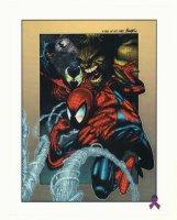Spider-Man, Spawn, Batman, & Hulk - ''A Few of My Favs'' Print - Unisgned Comic Art