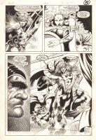 Advanced Dungeons & Dragons Comic Book #21 p.17 - 1990  Comic Art