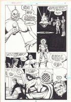 Green Lantern #95 p.8 - Kyle Rayner - 1998 Comic Art