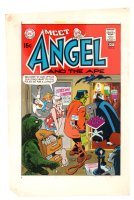 Angel and the Ape #6 Cover Proof - 1969 Comic Art