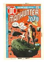 Showcase #92 Cover Proof - Manhunter 2070 - 1970 Comic Art