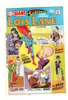 Superman's Girl Friend, Lois Lane #95 Cover Proof - 1969 Comic Art