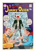 Superman's Pal, Jimmy Olsen #123 Cover Proof - 1969 Comic Art