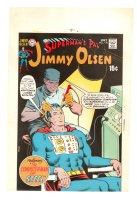 Superman's Pal, Jimmy Olsen #130 Cover Proof - 1970 Comic Art