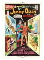 Superman's Pal, Jimmy Olsen #131 Cover Proof - 1970 Comic Art