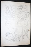 Avengers Prelim p.11 - Speed Action Comic Art
