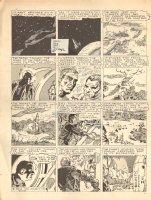 Butterfly Effect Tribute ?#2 p.1 LA (Al Williamson Classic Story) Comic Art