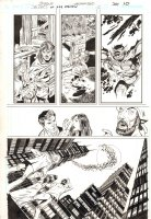 Blood of the Demon #12 p.10 - Etrigan the Demon - 2006 Comic Art