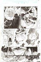 Thor #17 p.15 - Crazy Loki Page - 1999 Comic Art